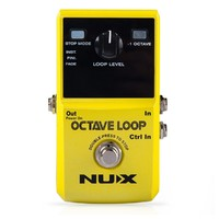 Nux Octave-Loop Педаль эффекта