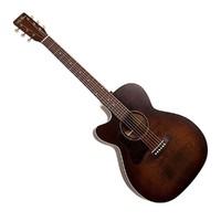 Art & Lutherie 042715 Legacy Left Bourbon Burst CW QIT Электро-акустическая гитара, леворукая