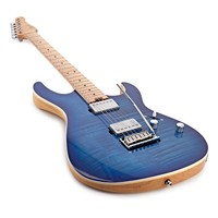 Cort G290-FAT-BBB G Series Электрогитара, синяя