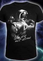 GooD футболка (14-1570) WE ARE NOT ALONE