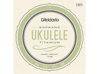 D'Addario EJ87C Набор 4 струны для укулеле