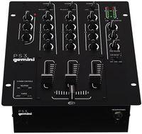 Gemini PS3-usb Dj микшер