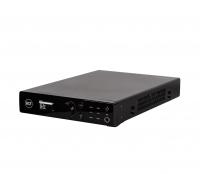 RCF DMA 82 Digital Mixer Amplifier 2 x 80Wrms 2-канальный цифровой микшер-усилитель D-класса, мощность 2 х 80 Вт/4 Ома