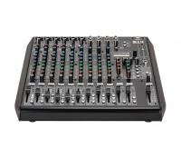 RCF Mixer E 12 Аналоговая микшерная консоль, 12 каналов, DSP эффекты