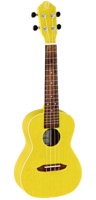 Ortega RUSUN Earth Series Укулеле концертный, желтый