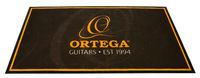 Ortega ORUG Коврик с резиновой подложкой, 140х80см