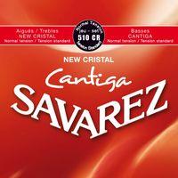 Savarez 510CR Струны для классической гитары