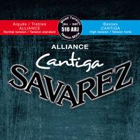 SAVAREZ 510ARJ Alliance Cantiga Mixed Tension струны для классической гитары