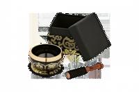 Meinl SB-OR-300-BK Ornamental Series Поющая чаша 9,5см, черная коробка