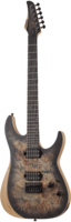 Schecter REAPER-6 CHARCOALBURST Гитара электрическая шестиструнная