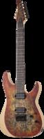 Schecter REAPER-6 INFERNOBURST Гитара электрическая шестиструнная