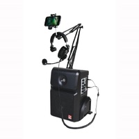 Superlux SE108 Flagship pack Многозадачная портативная акустическая система с автономным питанием