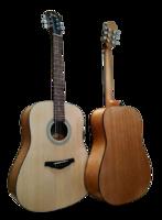 Sevillia IW-240M NA гитара акустическая. Мензура - 650 мм. Цвет - натуральный