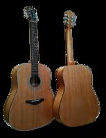 Sevillia IW-240M NS гитара акустическая. Мензура - 650 мм. Цвет - натуральный