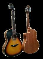 Sevillia IWC-39M SB Гитара акустическая с вырезом