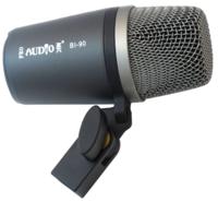 PROAUDIO BI-90 динамический микрофон для барабанов с регулятором фильтров
