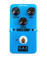 G.A.S. UniComp компрессор для бас гитары