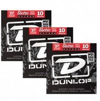 DUNLOP DEN1046 10-46 Струны для электрогитары (3 комплекта)