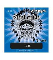 Мозеръ SH-L Steel Drive Комплект струн для электрогитары, сталь, 10-46