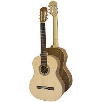 Hora SS300 Eco Walnut Классическая гитара. Верхняя дека - массив ели, нижняя дека - орех, гриф - клен