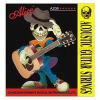 Alice A206-SL Super Light Струны для акустической гитары