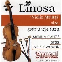 Strunal 1020-1/2 Saturn Комплект струн для скрипки 1/2