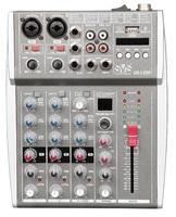 SVS Audiotechnik AM-4 DSP Микшерный пульт аналоговый, 4-канальный