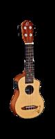 Ortega RU5CE-SO Bonfire Series Укулеле сопрано, со звукоснимателем, с вырезом