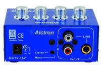 Alctron HPA002 Усилитель для наушников, 4 канала