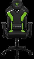 ThunderX3 TC3 чёрно-зелёное Игровое кресло