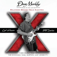 Dean Markley 2517 Helix HD Electric CVBB Струны для электрогитары