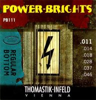 THOMASTIK Power Brights PB111 Струны для электрогитары