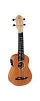 Ortega RFU10SE Электро-акустическое укулеле сопрано