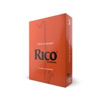 Rico REA1025 Rico Трости для кларнета бас, размер 2.5, 10шт