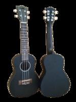 Kaimana UK-23M BK Укулеле концертная, цвет черный