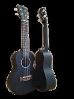 Kaimana UK-26M BK Укулеле тенор, цвет черный