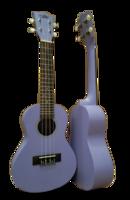 Kaimana UK-26M PPM Укулеле тенор, цвет фиолетовый матовый