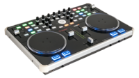 VESTAX VCI 300 MK2 MIDI Контроллер, аудиоинтерфейс, рабочая станция