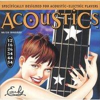 EVERLY SET 7012 Комплект струн для акустической гитары