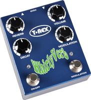 T-Rex Whirly Verb Педаль эффектов для гитары