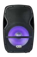 XLine PRA-15 LIGHT Активная акустическая система с LED подсветкой