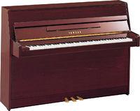 Yamaha JU109PM пианино, 109 см, цвет красное дерево, полированное