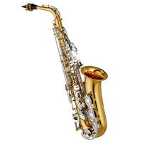 Yamaha YAS-26 альт-саксофон ученический с кейсом, лак золото