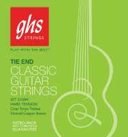 GHS STRINGS 2150W SILVER ALLOY (70557)